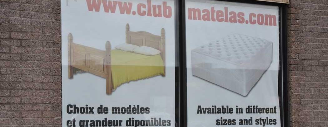 Matelas entrep t club matelas montr al meilleurs prix qualite for Liquidation matelas neuf