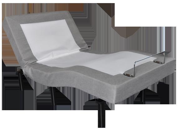 lit simple  ajustable 39x80 Tete - pied - massage