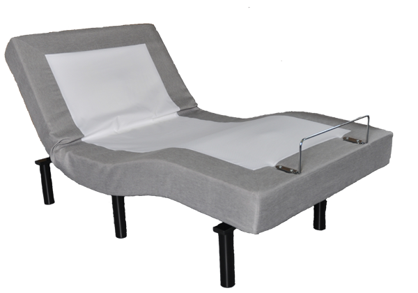 lit simple  ajustable 39x80 Tete - pied - massage